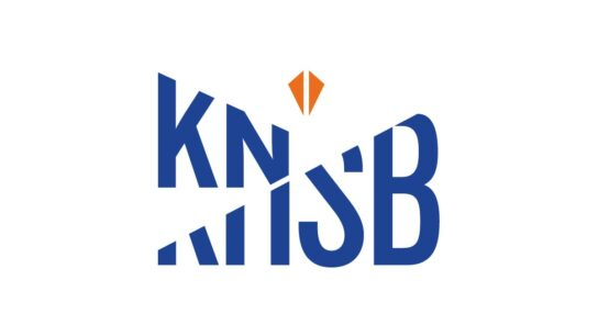 KNSB logo voor IVR project