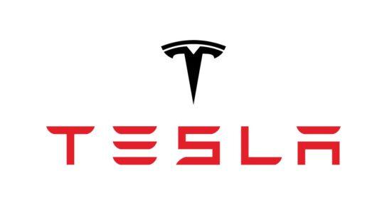 Tesla Motors logo voor IVR project